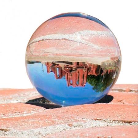 Хрустальный шар 80 мм