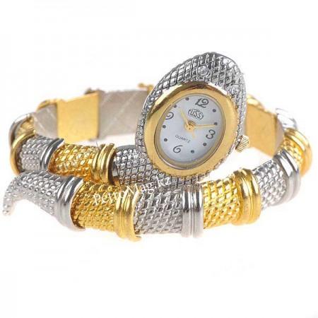 Часы-браслет Змейка