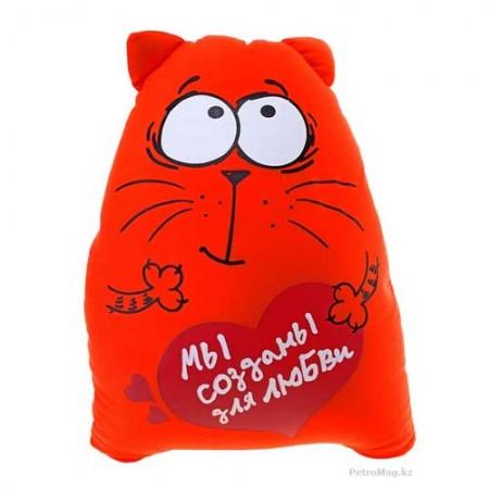 Подушка антистресс 'Котик'
