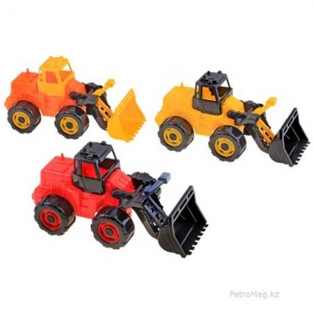 """Трактор - погрузчик """"Геракл"""""""