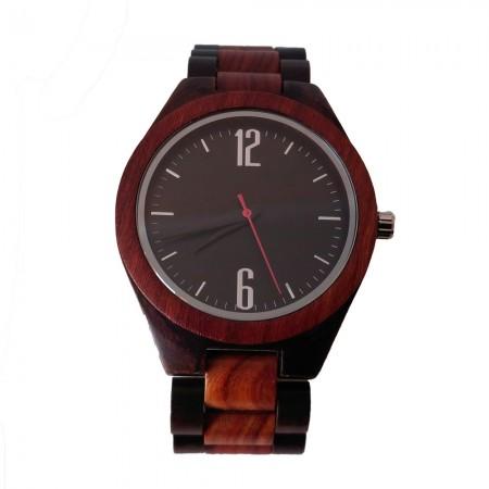 Деревянные часы Wood 1