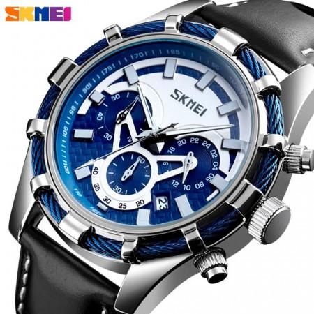 Skmei 9189 мужские наручные часы