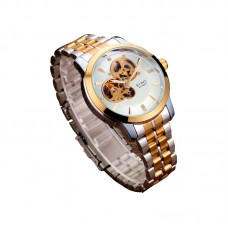 Механические часы скелетоны Byino