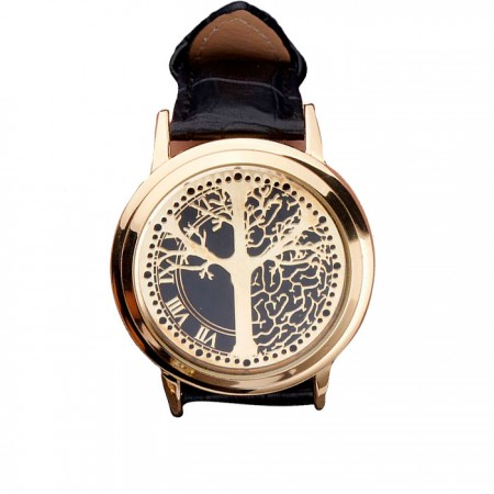 """Сенсорные часы """"Древо жизни"""""""