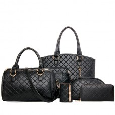 Набор женских сумок Fashion Lingge (6шт)