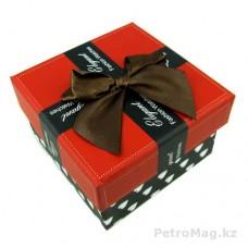 Коробка для часов с бантиком