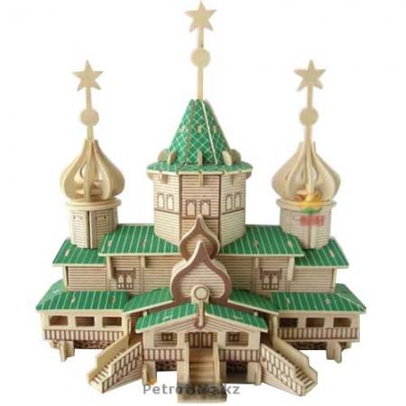 3D Замок пазл