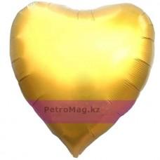 Ультрапрочный шарик сердце (Фольга)