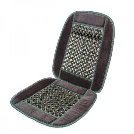 Накидка-массажер на сиденье