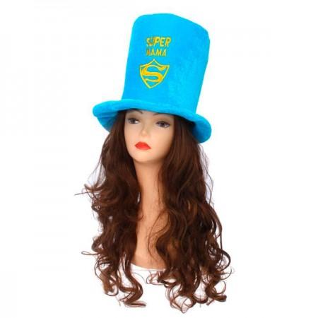 """Карнавальная шляпа """"Super мама"""""""